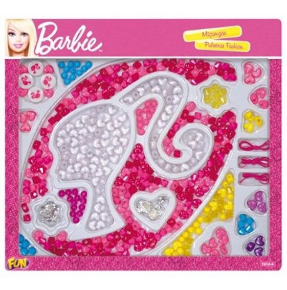 Miçangas E Pulseiras Fashion Barbie