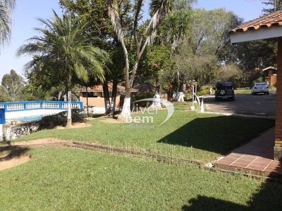 Chácara Com 4 Dormitórios À Venda, 12000 M² Por R$ 900.000 - Fazenda Marajoara - Campo Limpo Paulista/sp - Ch0004
