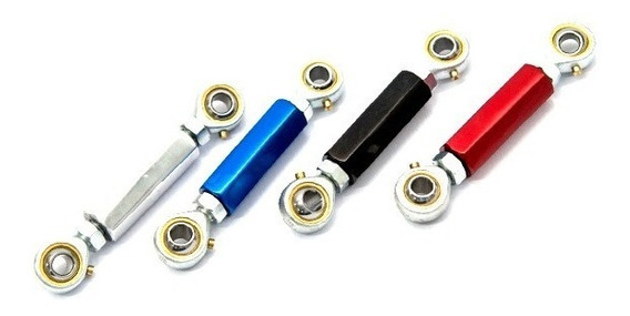 Tensor Alternador Alumínio Vw Ap Com Regulagem Haste Uniball