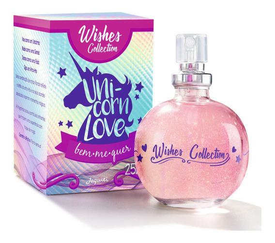 Bem-me-quer Unicorn Love Desodorante Colônia Feminina Jequit