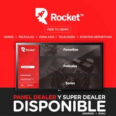 Rocket Tv (para Roku O Android)