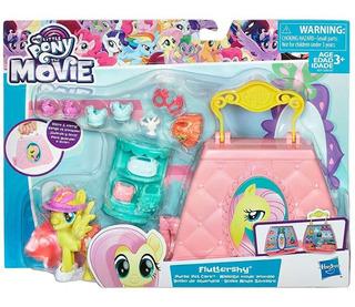 Valija My Little Pony Para Llevar Hasbro E0187 The Movie