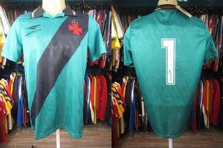Vasco Da Gama 1995 Camisa Retrô De Goleiro Tamanho G # 1.