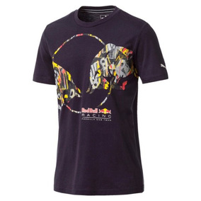 Playera Puma Red Bull Racing 2019