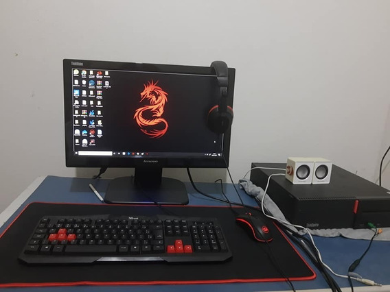Computador Gamer Completo Intel Core 3 6100
