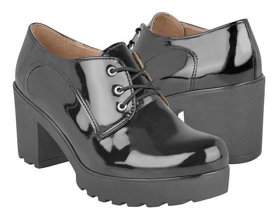 Zapatos Casuales Para Dama Stylo 12000 Negro