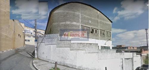 Galpão À Venda, 1080 M² Por R$ 2.500.000,00 - Bonsucesso - Guarulhos/sp - Cód. Ga0338 - Ai14101