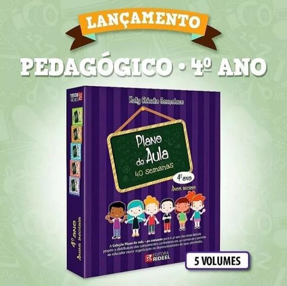 Col.pedagogica Plano De Aula 40semanas 4° Ano
