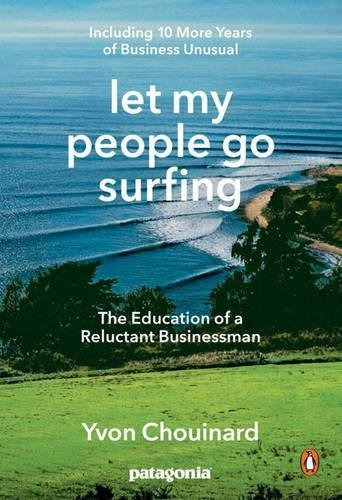 Libro Let My People Go Surfing: The Education Of A Relucta