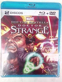 Doctor Strange Doctor Centella Animada Blu-ray + Dvd
