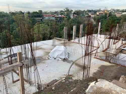Venta Terreno Lomas De Chapultepec Con Seguridad