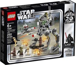 Lego Star Wars 20 Aniversario 75261 Scout Caminante