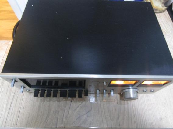 Tape Deck Technics 615 Rs-615us 100% Testado E Funcionando