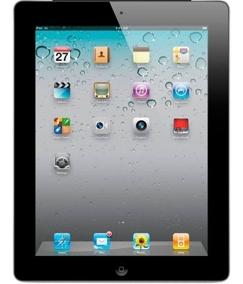 Apple iPad 2 16gb 3g 16gb Seminovos Com Nf
