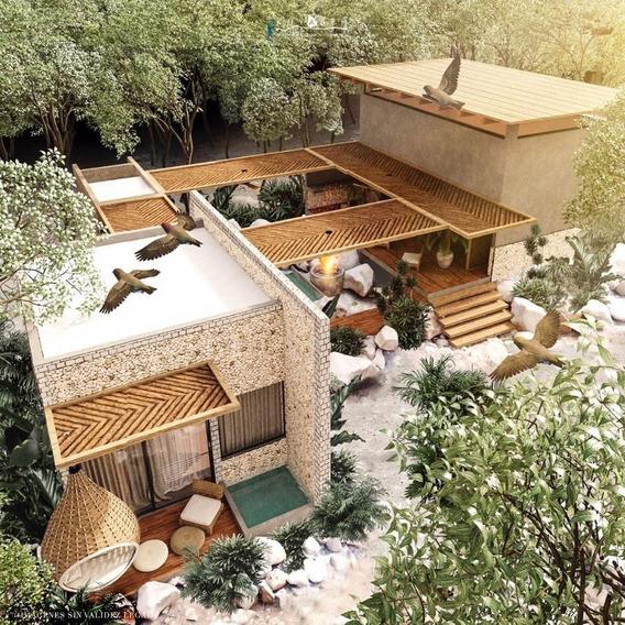 En Preventa Casa Ecológica En Tulum (715)
