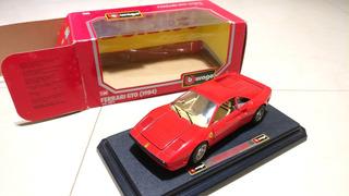 Ferrari Gto 1984 Burago Cod 0572 Escala 1/24