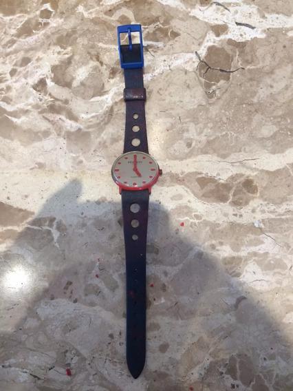 Antigo Relógio Fiorucci Time - Sem Funcionar!!