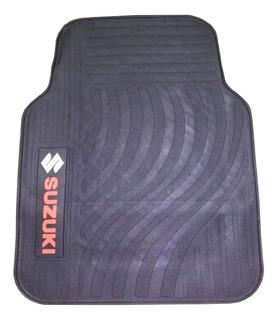 Auto-tapices Classic antracita para suzuki Celerio a partir del auto 2014 alfombras