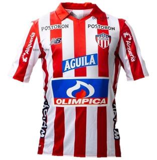 Camiseta Junior Barranquilla Ultima Temp Tit/supl Hom Mujer