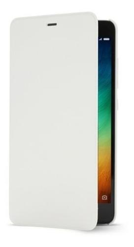 Imagen 1 de 1 de Funda Original Tipo Agenda Xiaomi Redmi Note 3 Kenzo