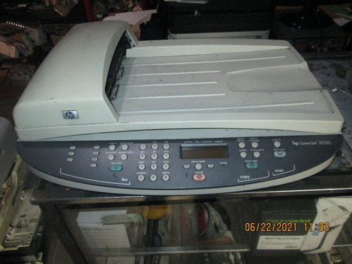Imagen 1 de 2 de Escanner Hp 3030
