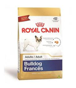 Ração Royal Canin Para Cães Filhote Da Raça Bulldog - 12kg.
