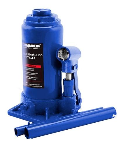 Crique Hidraulico Botella 15 Toneladas Kommberg 425mm