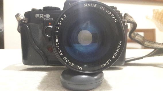 Camera Yashica Fx-d Quartz