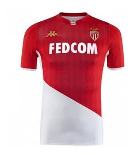 Camisa Mônaco 2019 /2020 Personalizável Leia A Descrição