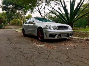 Mercedes-benz Classe C320 2001 3.2 4p