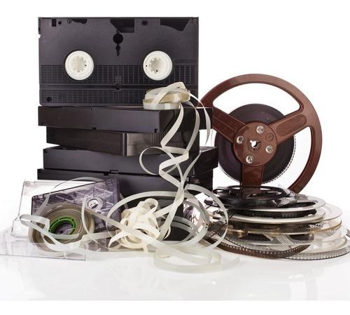 Transferencias A Dvd Rollos De Cine 8mm Y Super 8 Formatoshd