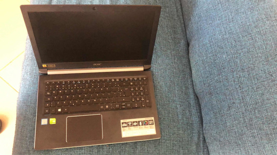 Notebook Semi Novo Acer