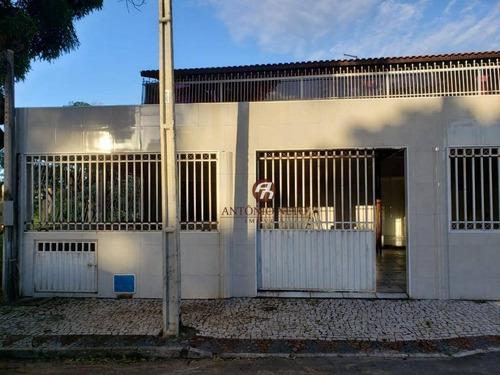 Ponto Para Alugar, 250 M² Por R$ 6.000,00/mês - Messejana - Fortaleza/ce - Pt0002