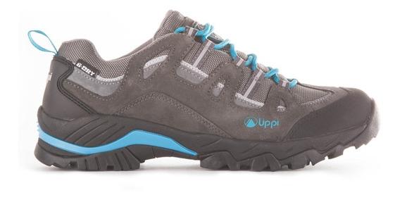 Zapato Junior Puelo Cs Low Azul Lippi
