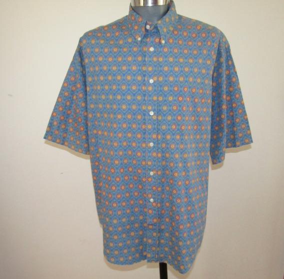 Nautica Camisa Reverse. Set De 2 Camisas Dif Marcas
