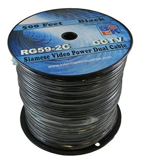 Cable De Altavoz Blast King Rs1x14 500 14 Awg De 2 Conductor