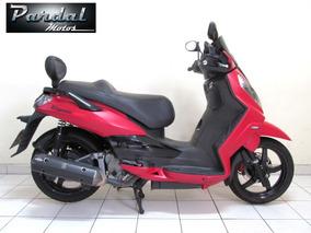 Dafra Citycom 300 2012 Vermelha