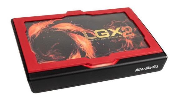Placa De Captura Avermedia Live Gamer Extreme 2 Novo