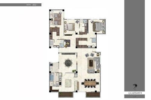 Polanco, Goldsmith 222 Mid House 301 En Venta