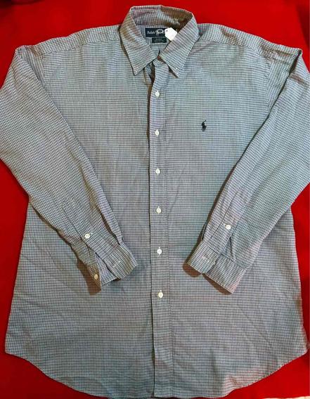Camisa Polo Ralph Lauren 100% Original Talla /no Lacoste