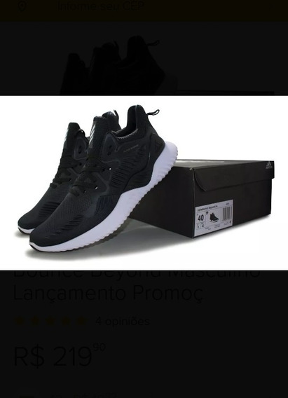 Tênis adidas Alpha Bounce Beyond Masculino Lançamento Promoc