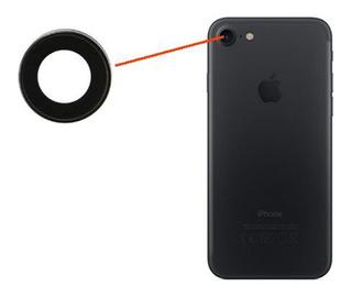 Vidro Lente Camera Traseira iPhone 7 4.7 Vidrinho Original