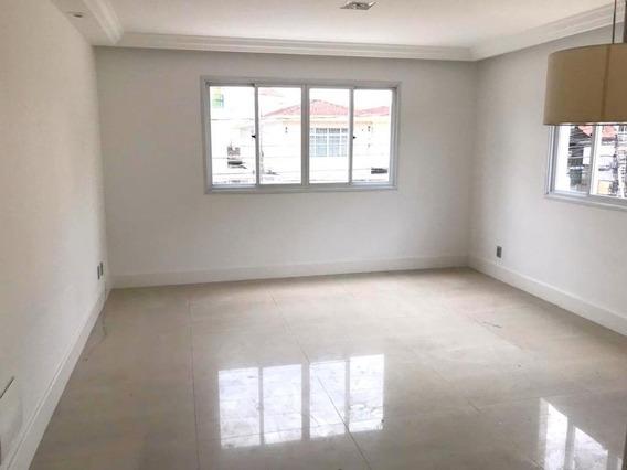 Casa Sobreposta Triplex Com 3 Dormitórios, Piscina E 2 Vagas À Venda, 158 M² Por R$ 849.000 - Santos/sp - Ca0137