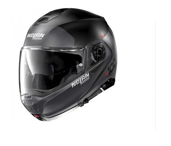 Casco Nolan Abatible N100-5 Distinctive N-com 21 Mate Mh&s