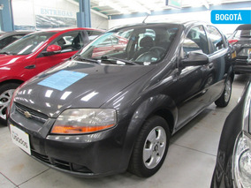 Chevrolet Aveo Ls 1.6 A/a Rlu963