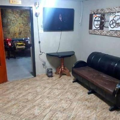 Casa Com 5 Dormitórios À Venda, 278 M² Por R$ 800.000,00 - Jardim Bom Pastor - Santo André/sp - Ca0563