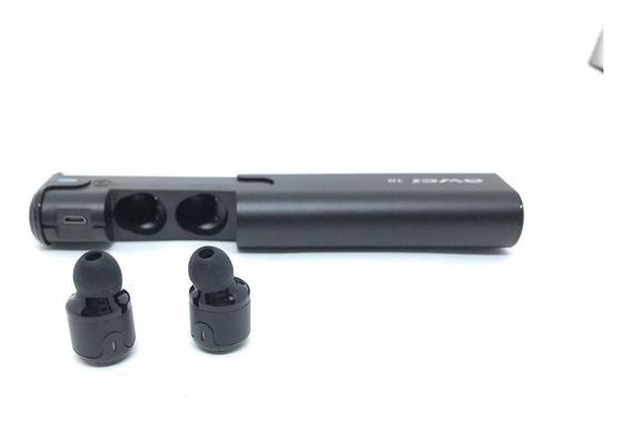 Super Fones Com Microfone Bluetooth E Estojo De Carregamento