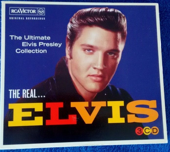 The Real... Elvis - The Ultimate Elvis Presley Collection Im