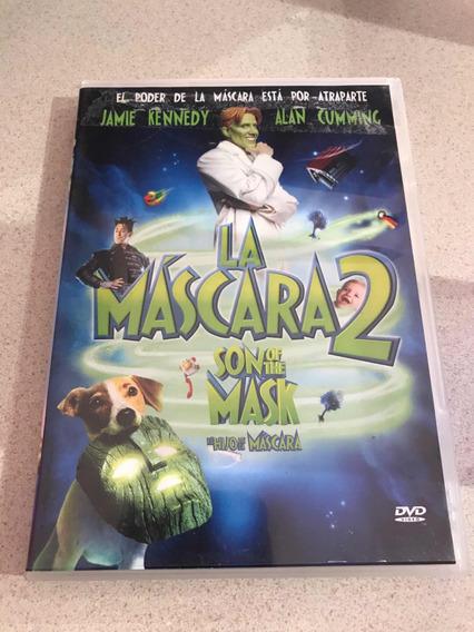 La Máscara 2 Dvd