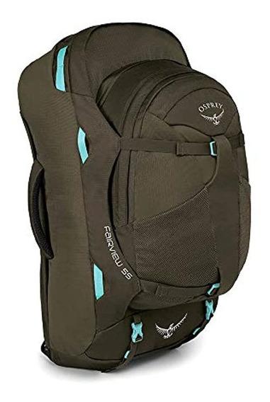 Mochila De Viaje Para Mujer Osprey Packs Fairview 55